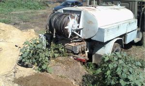 прочистка канализации Саратов фото